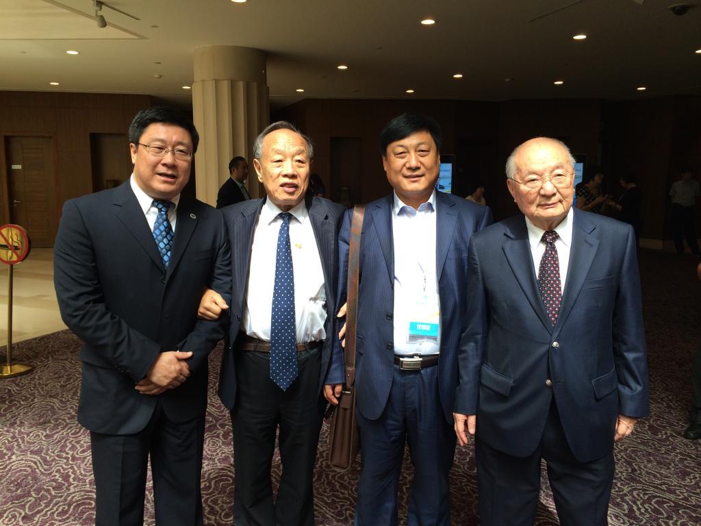 我校经济与管理学院院长李福生受邀参加2014年中国国际公共关系大会